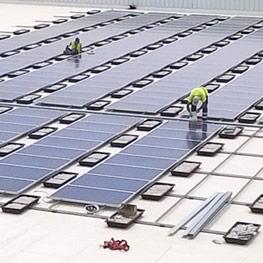 LEVITEC, placas solares