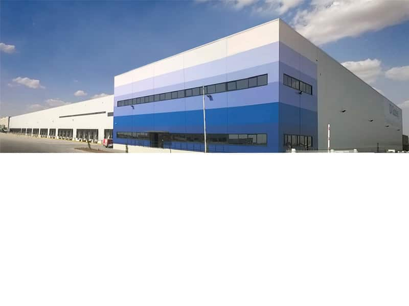 Centro Logístico Carrefour