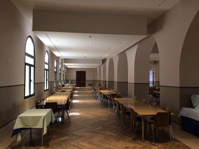 levitec proyecto Hotel príncipe de vergara